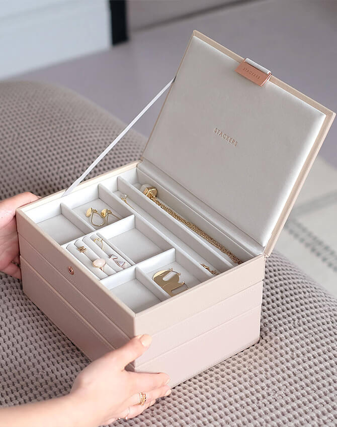 Classic Size Jewellery Boxes