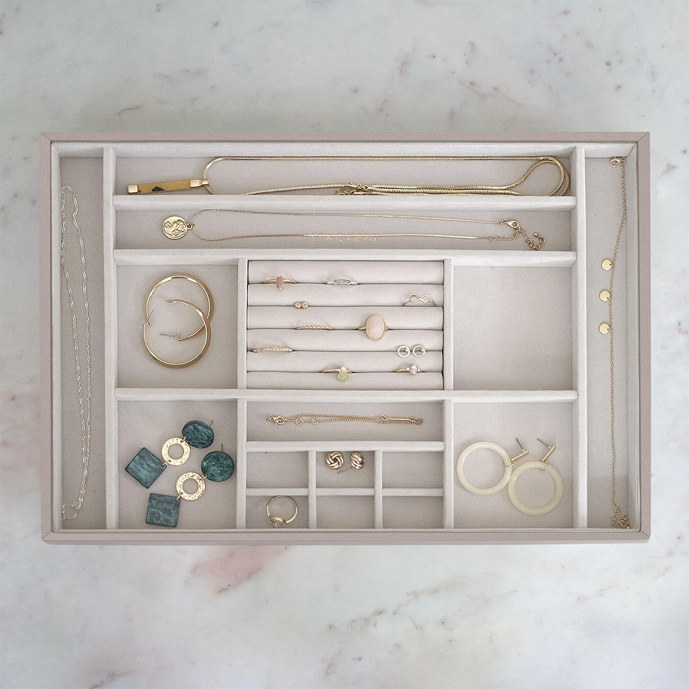 Jewellery Box Layers