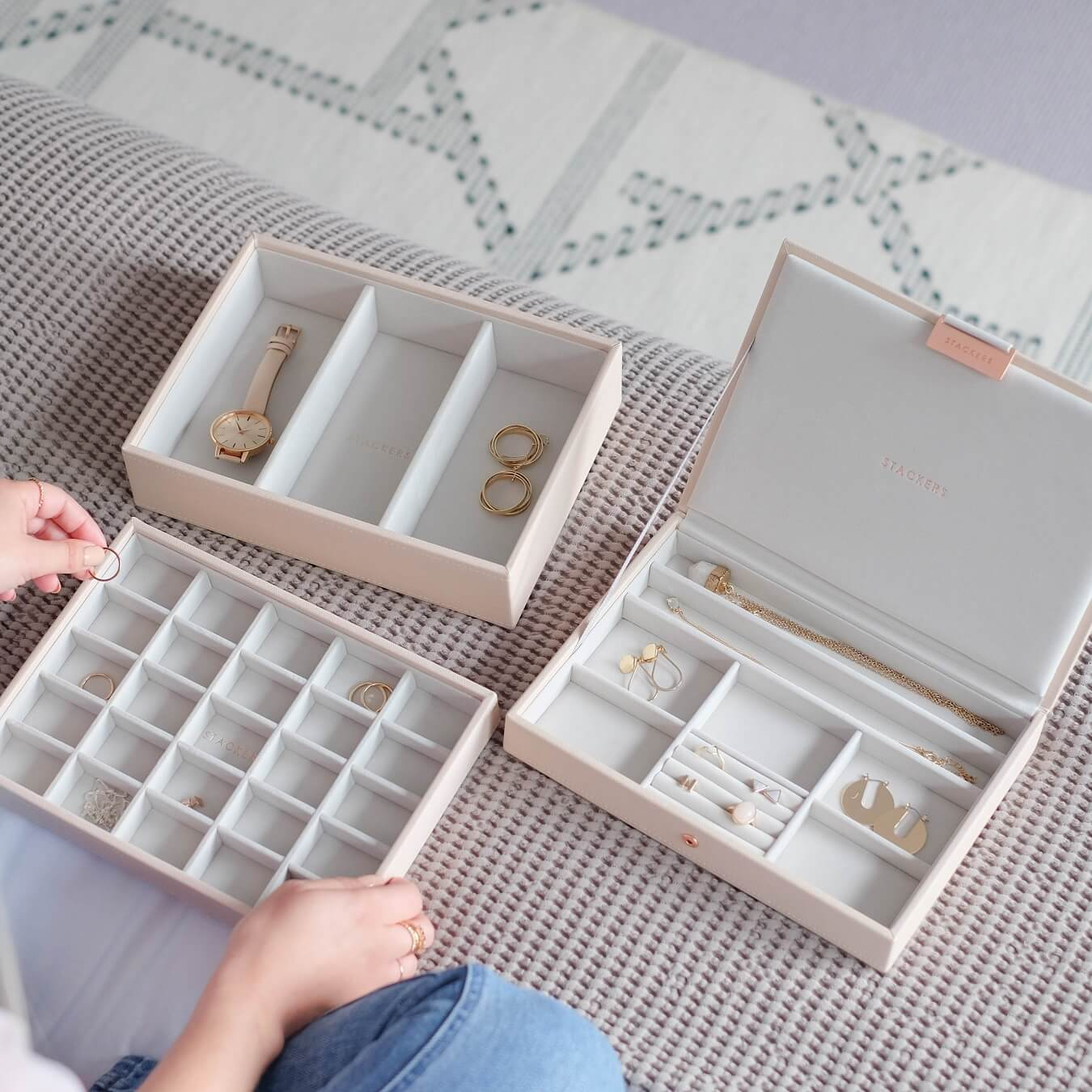 Stackers Jewellery Boxes