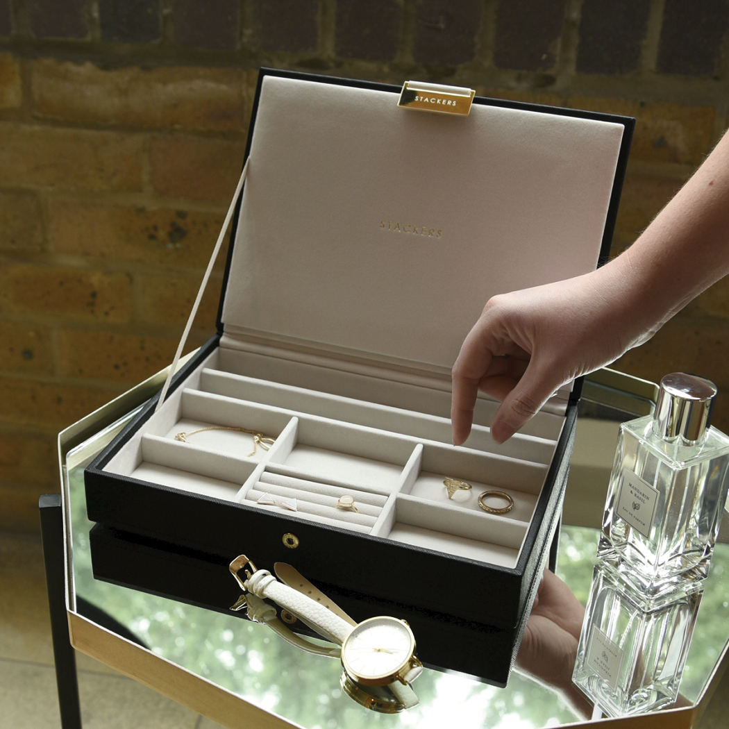 Design Make Your Own Jewellery: Stackers Jewellery Boxes