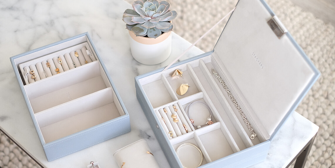 Stackers Create Your Own Jewellery Box